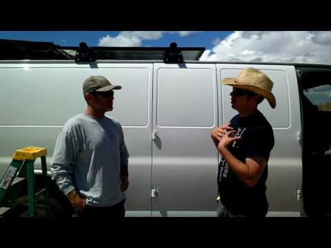 How to Choose Solar Panels for a Van Conversion