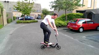 spacescooter naar step