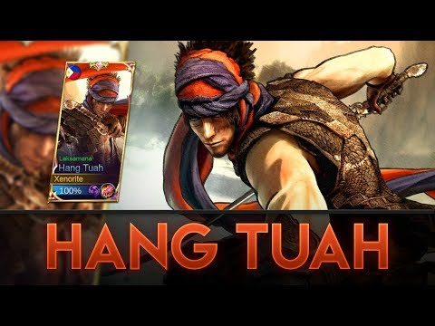 New Hero Hang Tuah | Mobile Legends Teaser 【 FAN MADE 】