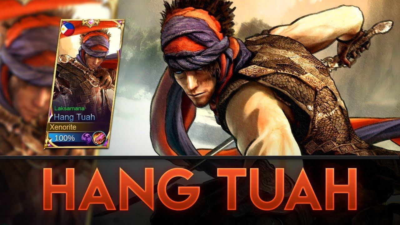 New Hero Hang Tuah