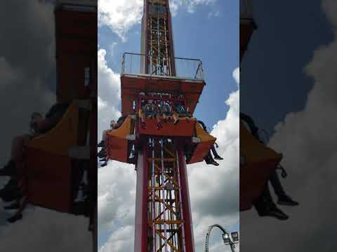 2018 Delaware State Fair Elevated Drop