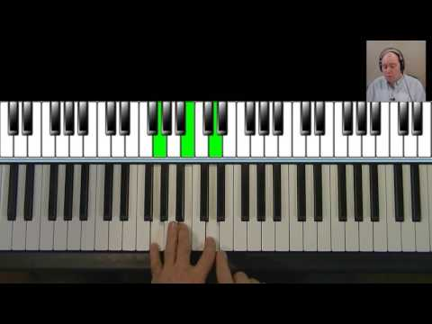The Easiest Piano Melody Harmonization System in the World