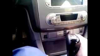 Подключение к проводке круиз контроля Ford Focus 2