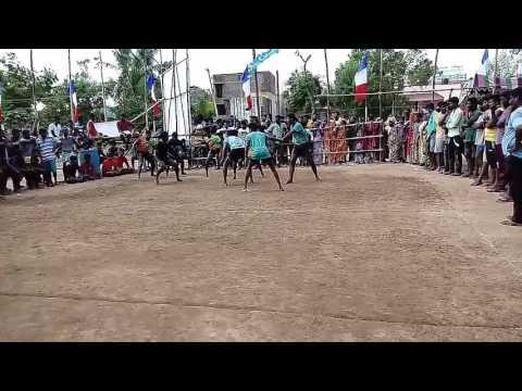 MUL. TIRUR VS JET AMBATHKAR THANDALAM Kabaddi match