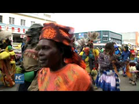 Harare International Carnival returns