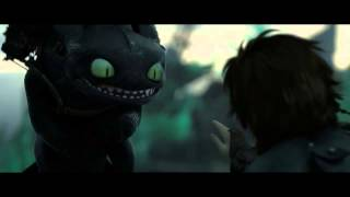 How To Train Your Dragon 2 - Toothless Found (Hiccup & Toothless reunite)