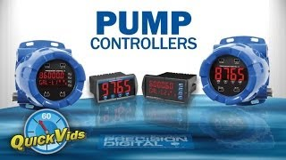 Pump Controllers Key Features Overview