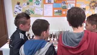 Portes-Ouvertes Collège Maurice-Clavel - Édition 2015 à Avallon (89)