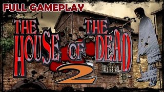 The House Of The Dead 2 | Full Gameplay | Español