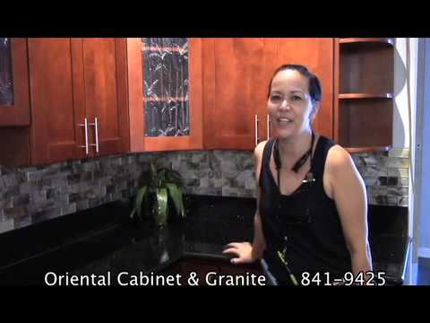 Oriental Cabinet and Granite LLC - Tiny TV