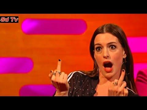 Graham Norton Show 1942019 Anne Hathaway Rebel Wilson Jodie Comer Daniel Radcliffe