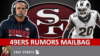 49ers Rumors: Robert Saleh Leaving In 2020? + 49ers Should Go After Jalen Ramsey? | Mailbag