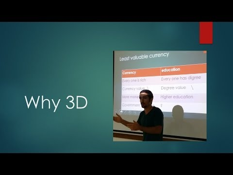 Importance of solidworks and 3D printing technology for Mechanical engineering.