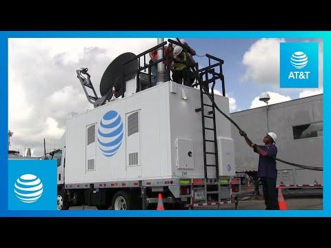 AT&T FirstNet - Disaster Response | AT&T