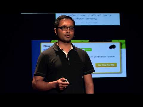 The Future of Kids Coding: Srinivas Mandyam at TEDxPaloAltoHighSchool