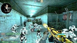 CS:GO - Zombie Escape Mod - ze_interception_p2 - GFL Server