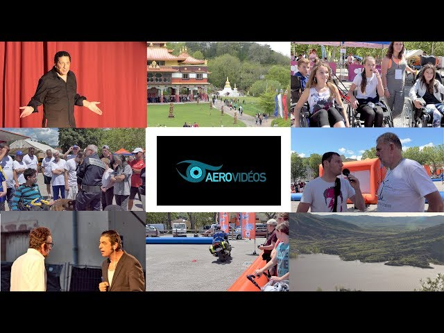 Aerovideos prestations audiovisuelles au sol et par drone