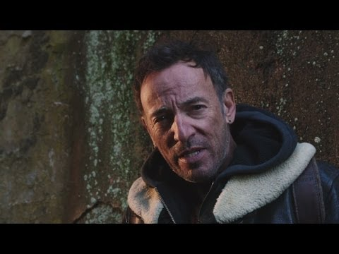 """Bruce Springsteen - """"Hunter Of Invisible Game"""""""