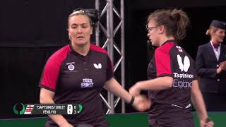 ITTF Team World Cup 2018 Women's group: England vs Singapore