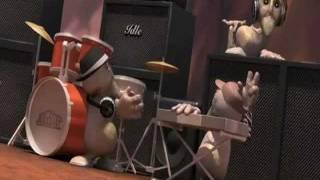El Señor Punto: Rock Del Cayetano VS Rock & Roll