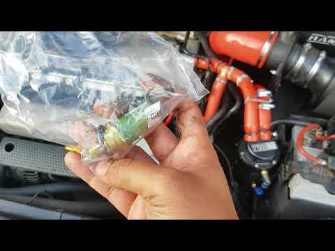P1296 - Changing Engine Temperature Sensor - VW / Audi / SEAT / Skoda