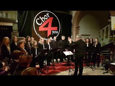 Chor4you singt Herz über Kopf von Joris (Arr. Benny Blaumeiser)