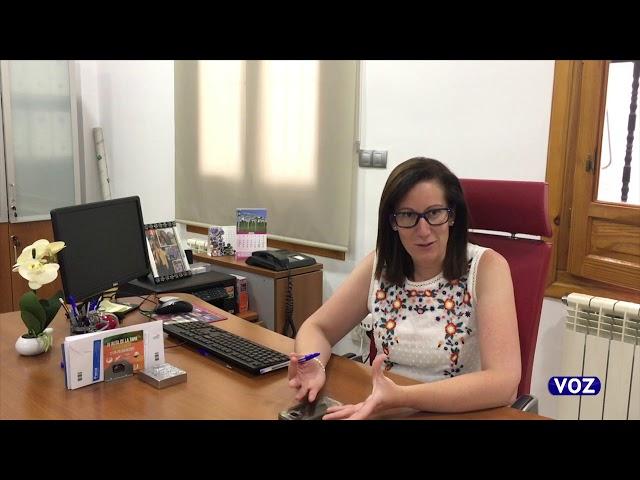 Entrevista con Francisca Molina, alcaldesa de Fuensanta de Martos