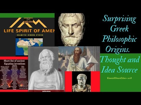 Surprising Greek Philosophical Origins Thought And Idea Source