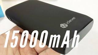 iClever BoostCell Eco 15000mAh External Battery Power Bank Review