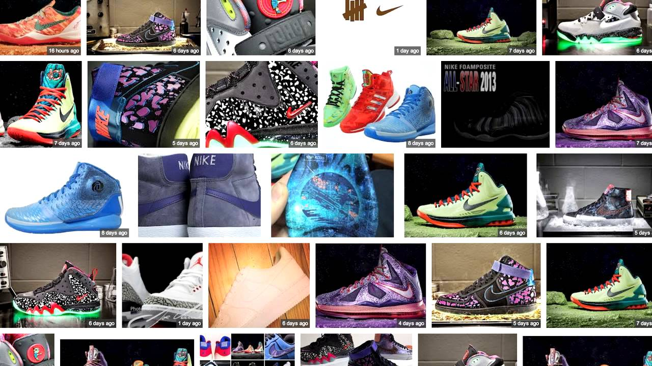 99817e7ea2ab Nike Allstar Pack 2013 Extraterrestrial Collection Thoughts (Kobe Lebron KD)