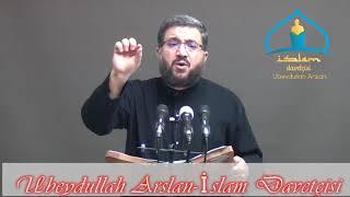 4-Orucu bozan haller nelerdir-Ubeydullah Arslan İslam Davetçisi-