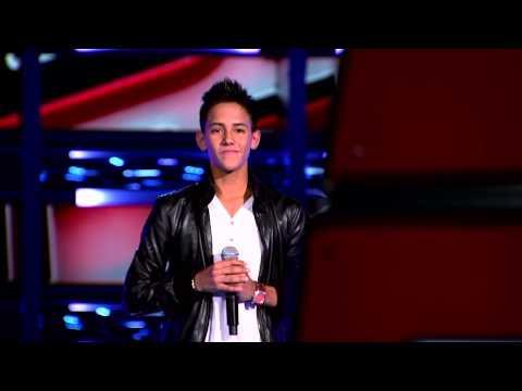 """Gabriel Arredondo Canta """"Tu Angelito"""" En La Voz Kids (VIDEO)"""