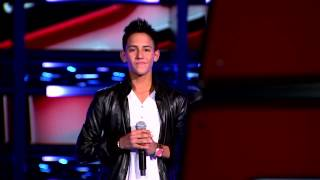 "Gabriel Arredondo canta ""Tu Angelito"" en La Voz Kids (VIDEO)"