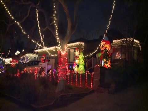 christmas lights in torrance 2016 - Christmas Lights In Torrance