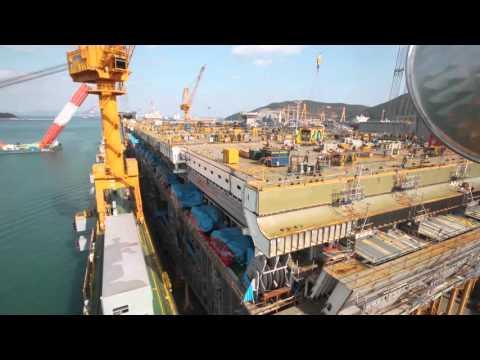 Inspirerende Projecten - Allseas: Pioneering Spirit