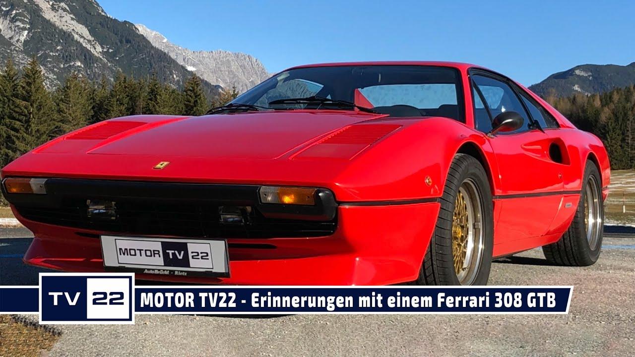 MOTOR TV22: Erinnerungen an einen Sportwagen mit dem Ferrari 308 GTB