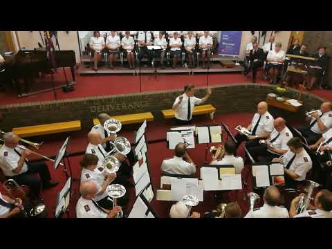 In God's Presence (The Salvation Army)