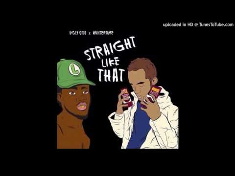 Straight Like That - UGLY GOD Ft. WINTERTIME (OFFICIAL INSTRUMENTAL) [Prod. ImmaLoser]