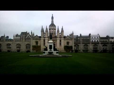 King's College, University of Cambridge (UK) - Inside [HD]