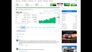 New look for Yahoo Finance