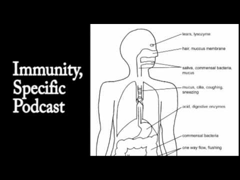Immunity Specific Podcast