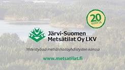 Mhy Etelä-Savossa metsän ammattilaiset välittävät - Järvi-Suomen Metsätilat Oy LKV