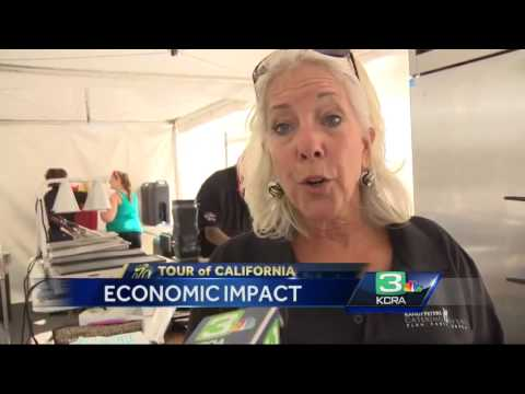 Sacramento expecting $2M economic boom from Tour of California