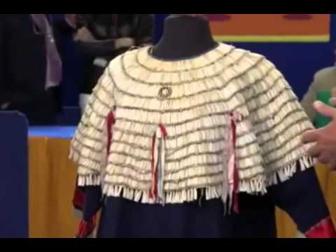 Sioux Dress On ANTIQUES ROADSHOW