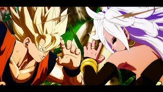 Dragon Ball FighterZ / Le film d'animation complet