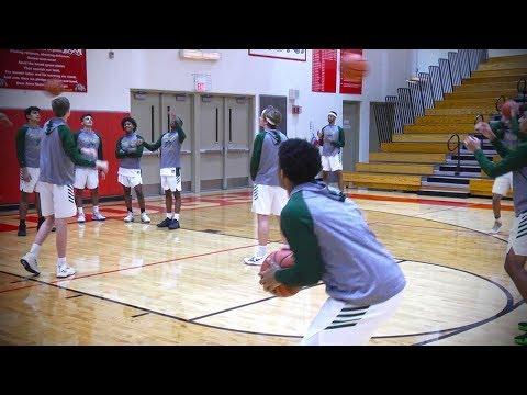 Marmion Academy vs. Waubonsie Valley, Boys Basketball // 11.23.18