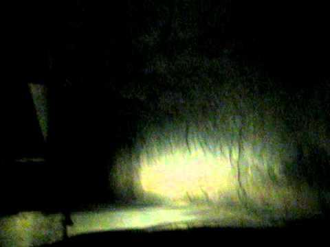 First Five Minutes Underground in Bulyanhulu Mine