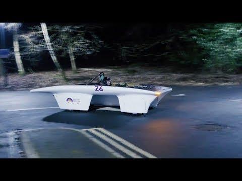 DUEM's Solar Car Testing