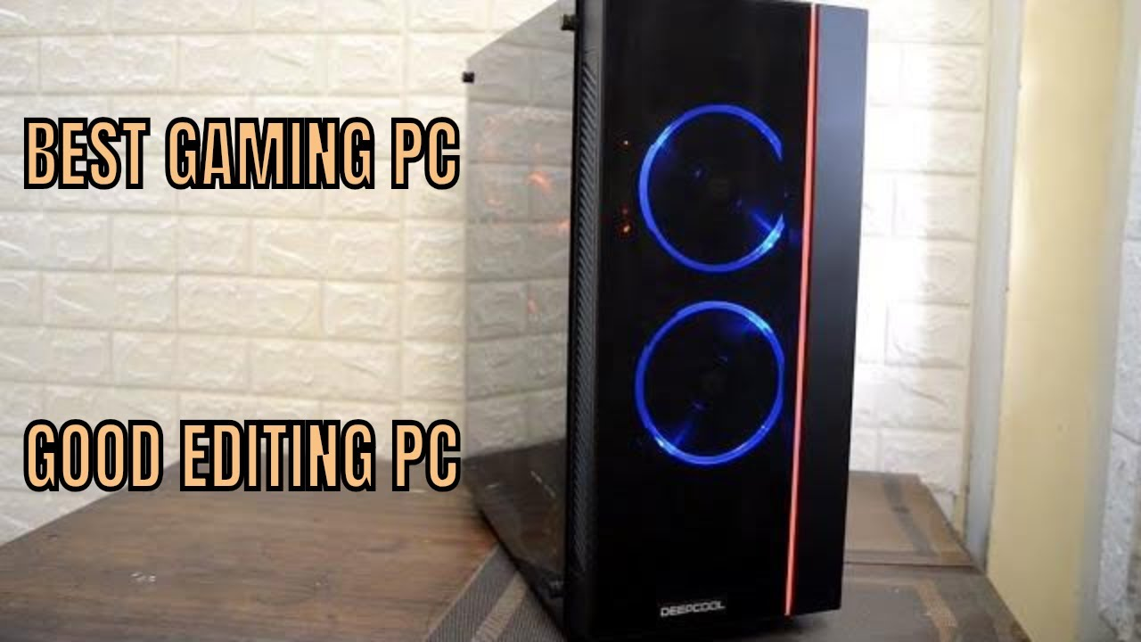 Budget Video Editing + 1080p 60 FPS Gaming PC build 2019 | Ryzen 7 2700  Matrexx 55