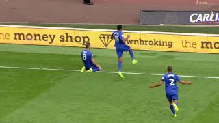 HIGHLIGHTS: WOLVES 1-2 CARDIFF CITY